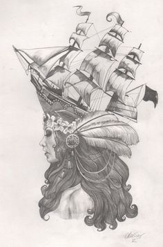 Tattoo Ideas Ship