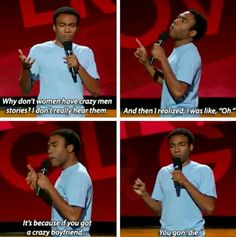 Funny description of a real problem. This actually helped my younger brother understand the issue Tumblr Funny, Funny Memes, Hilarious, Jokes, Donald Glover, Just For Laughs, Super Funny, Childish Gambino Quotes, Laugh Out Loud