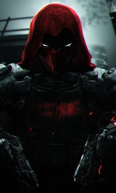 Red Hood Arts New In 1280x2120 Resolution