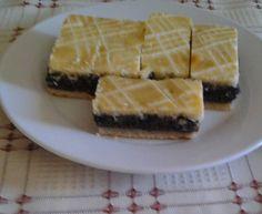 Egyszerű Mákos béles - Egyszerű Gyors Receptek Hungarian Cake, Waffles, Cheesecake, Muffin, Sweets, Breakfast, Food, Morning Coffee, Good Stocking Stuffers