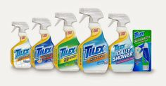 5 Easy Bathroom Cleaning Tips with #Tilex AD
