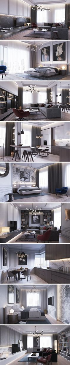 «Apartments in St. Petersburg» - Галерея 3ddd.ru