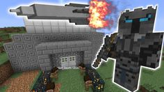 [Popularmmos - Minecraft ] MISSLES OF MADNESS MISSION -|- The Crafting D...