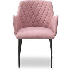 Marco Spisebordsstol Dusty Rose, Armchair, Furniture, Home Decor, Sofa Chair, Dusty Pink, Single Sofa, Decoration Home, Room Decor