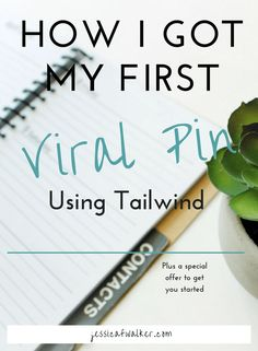 Tailwind for viral pins
