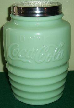 Jadite ,Coca-Cola