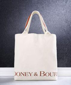 4e5732930639 Dooney   Bourke Reusable Canvas Tote Dooney Bourke