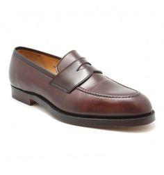 Crockett & Jones - burgundy cordovan Me Too Shoes, Men's Shoes, Dress Shoes, Crockett And Jones, Boots Store, Just For Men, Men's Footwear, We Wear, Smart Casual