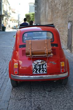 Travel Italy in this!
