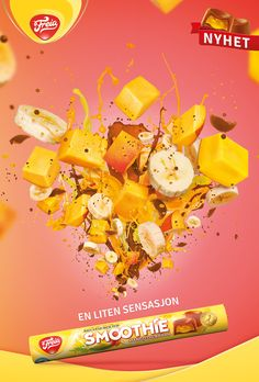 Freia Smoothie on Behance