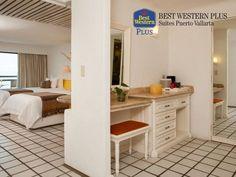 EL MEJOR HOTEL DE PUERTO VALLARTA. En Best Western Plus Suites Puerto Vallarta, le esperamos en su próxima visita para que disfrute del confort de nuestras instalaciones y los alrededores de la ciudad. Reserve su lugar llamando al (322)2280191. #PuertoVallarta