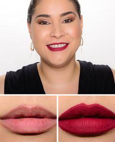 NARS Starwoman, Just Push Play, Under My Thumb Powermatte Lip Pigments Reviews, Photos, Swatches