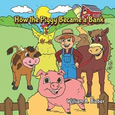 Pick up your copy now while supplies last. The perfect stocking stuffer that teaches your kids about responsibility!  #billbieber #howthepiggybecameabank #BarnesandNoble