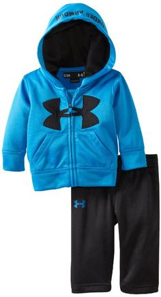 Amazon.com: Under Armour Baby-Boys Infant Future Camo Logo Hoodie Set: Clothing