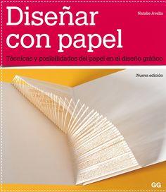 Diseñar con papel es un compendio de trabajos realizados en este soporte por algunos de los diseñadores gráficos y creadores más innovadores del panorama internacional como Olafur Eliasson, Robert Sabunda y Stefan Sagmeister.