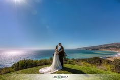 Trump National Golf Course Wedding in Palos Verdes | Andrew and Nicole