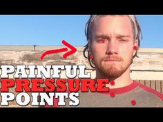 Painful Pressure Points for Fighting | Escape Chokes; Bigger Opponents - YouTube