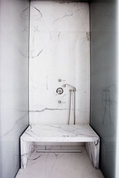 Marble | Shower Bench