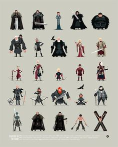Game of Thrones players of the game — of a series of 2 Game of Thrones inspired art prints. Game Of Thrones Cartoon, Dessin Game Of Thrones, Got Game Of Thrones, Game Of Thrones Posters, Game Of Thrones Characters, Game Character Design, Character Concept, Game Design, Character Art