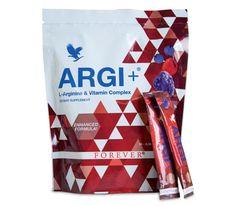 Met ARGI+ levert u optimale prestaties. ARGI+ bevat een mix van het aminozuur L-Arginine en verschillende synergetisch werkende vitamines. Gemengd met voldoende water vormt het een voedzame drank voor sportieve mensen met een hoge spierbelasting. ARGI+ geeft uw lichaam de boost om de hele dag fit te blijven! #ForeverLiving #ARGI #Active