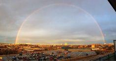 BCN under the rainbow