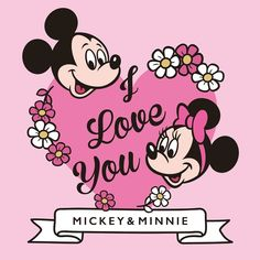 Disney's Mickey & Minnie :) Mickey And Minnie Love, Mickey Mouse And Friends, Mickey Minnie Mouse, Disney Cartoon Characters, Disney Cartoons, Cartoon Art, Disney Colors, Disney Love, Disney Art