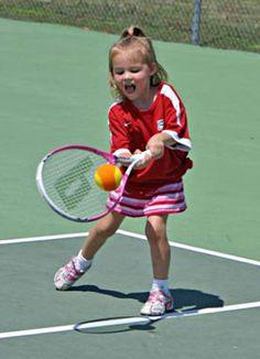 foam ball kid tennis