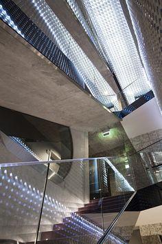 Vander Urbani Resort, Ljubljana, Slovenia by Sadar+Vuga Architects