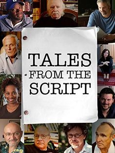 Shane Black (Lethal Weapon), John Carpenter (Halloween), Frank Darabont (The Shawshank Redemption), William Goldman (Butch Cassidy and the Sundance Kid), Paul Schrader (Taxi Driver) and dozens of other Hollywood screenwriters share penetrating insights and hilarious anecdotes in TALES FROM THE SCRIPT, the most comprehensive documentary ever made about screenwriting.