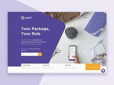 Landing Page Inspiration — January 2018 – Collect UI Design, UI / UX Inspiration Blog – Medium