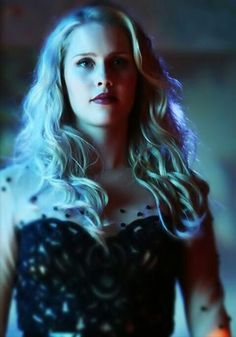 Rebekah Mikaelson ★ The Original - The Vampire Diaries #TheOriginals ♥ #TVD ♥ #ClaireHolt