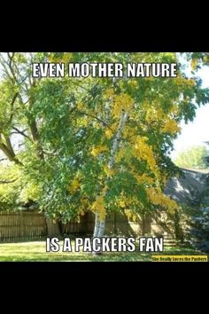 Green Bay Packer fan for life <3