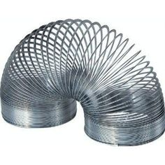 Classic Metal Slinky ($27.00) No Time For Me, Best Memories, My Childhood Memories, Childhood Games, Retro Toys, Vintage Toys, Vintage Ideas, Children Games, My Children