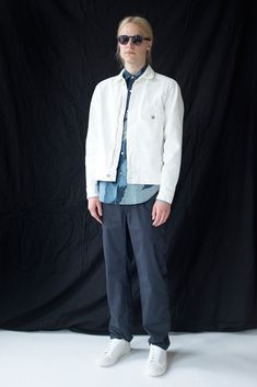 Our Legacy Spring 2015 Menswear