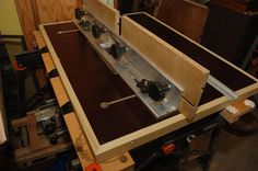 Woodworking router table fence plans PDF Free Download