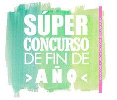 ¡Participo en el Súper #concurso de fin de año de #LeeSueñaVuela!  ¡Hay un libro a elección para tres ganadores! http://leyendo-vuelo.blogspot.com.ar/2015/12/super-concurso-de-fin-de-ano-d.html