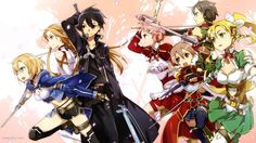 Character design by Shingo Adachi for the Sword Art Online anime. Asuna in Sword Art Online: Infinity Moment. Online Anime, Online Art, Sword Art Online Hollow, Sword Art Online Wallpaper, Kirito Asuna, Naruto, Accel World, Art Images, Manga Anime