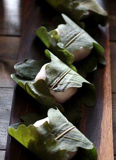 Japanese sweets, kashiwa mochi 柏餅 | Higuccini