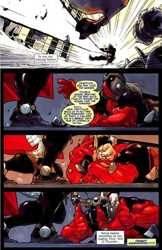 Deadpool Is a fan too!