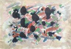 "Saatchi Art Artist Yoshirou Arisumi; Painting, ""Amoebas #2"" #art"