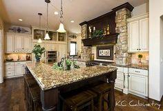 Tuscan Interior Design | Tuscan kitchen design photo kitchen designs
