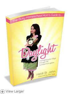 The Busy Homeschool Mom's Guide to...Daylight – The HSLDA Store Online Store