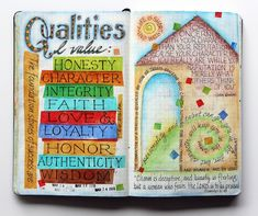 """""""A to Z of Me"""" Moleskine Journal"""