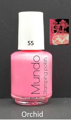 Mundo de Uñas | Stamping Polish - mini 5ml - 55 Orchid