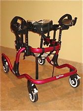 Rifton Small Pacer Pediatric Gait Trainer K501 Special Needs ($2100 Configured)