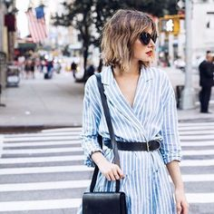 """DRESS ENVY FROM CARMEN HAMILTON / NYFW  DRESS PENNY SAGE @pennysage  REGRAM FROM CHRONICALS OF HER @chroniclesofher_"""