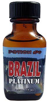 Brasil Poppers $16.95