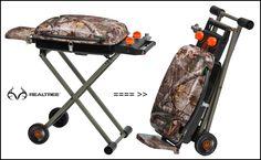 Game Winner® Realtree Xtra® Camo 2-Burner Propane Hunter's Grill - Summer is officially here.   #Realtreecamo #Realtreegear