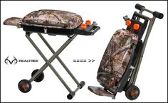 Game Winner® Realtree Xtra® Camo 2-Burner Propane Hunter's Grill - Summer is officially here.   #Realtreecamo #Realtreegear