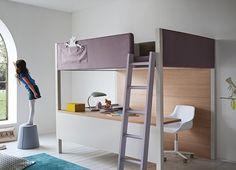 Literas http://www.mamidecora.com/muebles-infantiles-nidi-desing.html